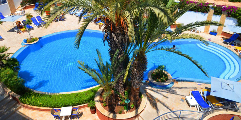 Golden beach appart h tel for Appart hotel sud ouest